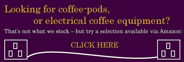 Electrical and Coffee Pod Supplies