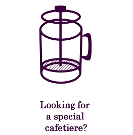 An Elegant Cafetiere