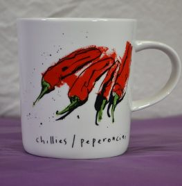 Red Chillies Mug
