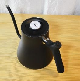 The stylish Stagg Kettle from Fellow