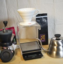 The Coffee Pour Over Expert Kit