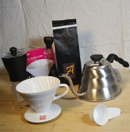 The Coffee Pour Over Supremo Kit